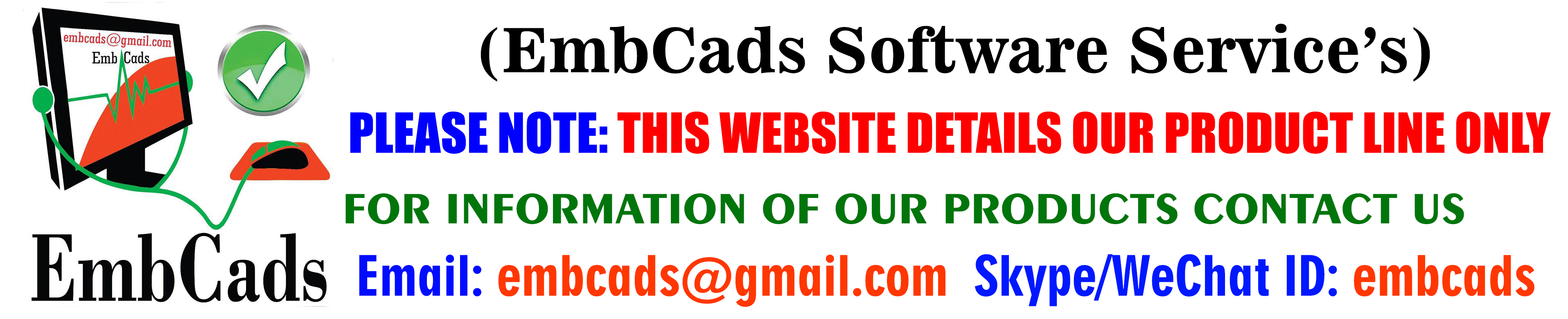 EMBCADS SOFTWARE SERVICES